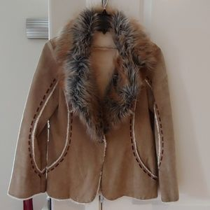 Wilsons leather jacket S